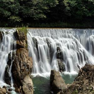 新城市のナイヤガラの滝