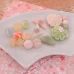 可愛すぎる和菓子作ってきました!