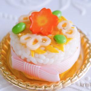 2月にもちらし寿司ケーキレッスン開催いたします!