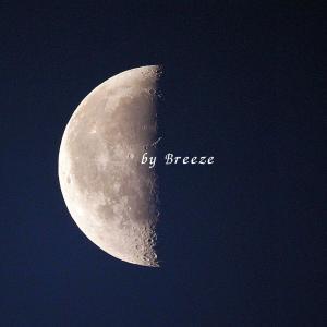 下弦過ぎの月から始まる1日・・・