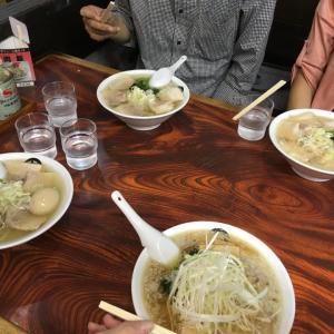日本で食べたもの
