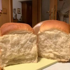 もちもちふわふわ食パン
