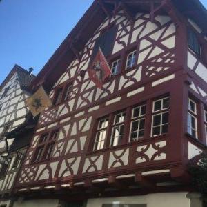 ラインのほとりの小さな古都Stein am Rhein
