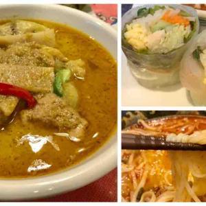 ティーヌン西早稲田本店 タイ料理 ランチ