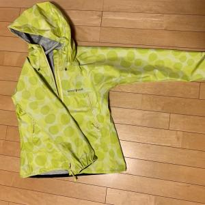 mont-bell モンベル レインダンサーのジャケット購入