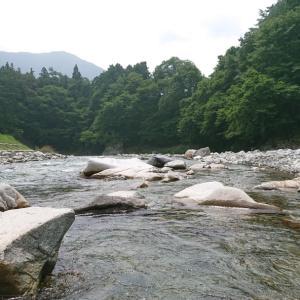 鮎釣り18回目【馬瀬川上流】