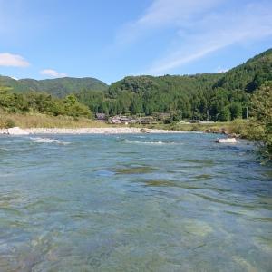 鮎釣り30回目【馬瀬川上流】