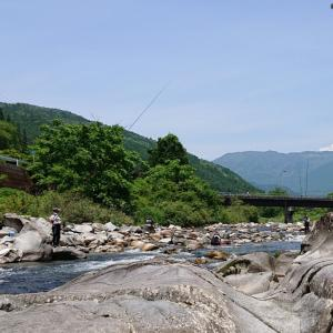 岐阜県内の2021年鮎釣り解禁日決定情報