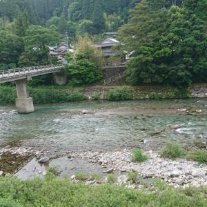 鮎釣り3回目【板取川上流】
