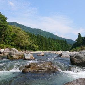 鮎釣り21回目【馬瀬川上流】