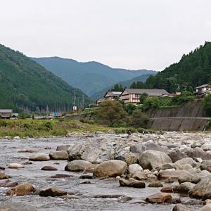鮎釣り37回目【馬瀬川上流】