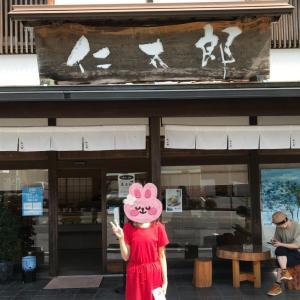 静岡県の鮎釣り仲間が栗菓子を求めてドライブに、