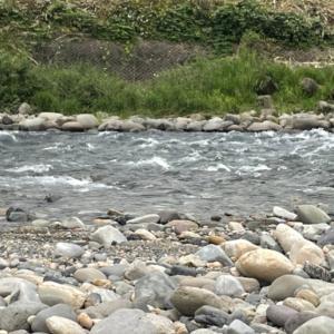 鮎釣り仲間が板取川上流へ出掛けたとの連絡が、