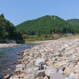 鮎釣り39回目【板取川上流】