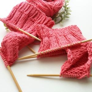 靴下編みたい