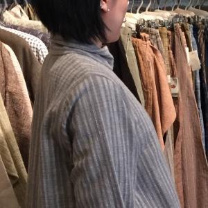 ◯うさとの服のコットン素材が重くなってきました!最近はヘンプ100かヘンプコットンばかり~