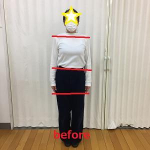 ○筋膜リリースストレッチ受講のお客様ビフォーアフター その人の課題が見えてくる観察法