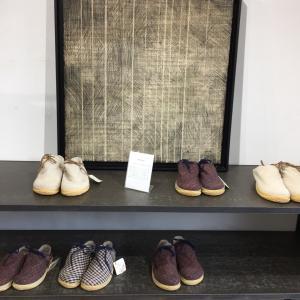 〇 うさとの服本店へ行ってきました! うさとの靴生産終了&シルクパジャマ