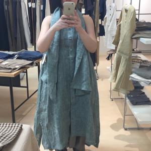 ○ うさと服 初めてうさとの服デビューのお客様 羽織もの チュニックワンピース