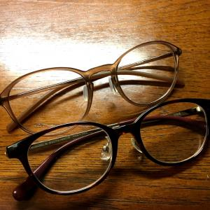 ことしのメガネ♪