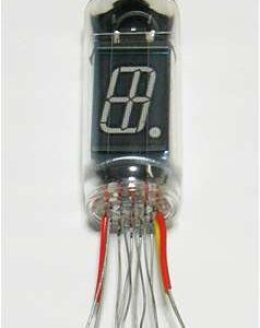 蛍光表示管時計を作る