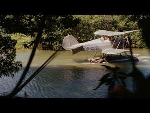 ジョーンズ博士の飛行機