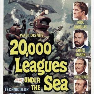 いざ2万マイルの海底へ! ~海底二万マイル~