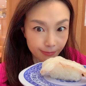 家族で回転寿司!の日の食べ痩せ工夫