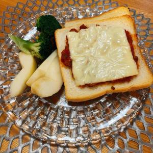 食べて痩せるパン朝食
