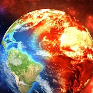 地球の真実が明かされた後の混乱は、今までの戦争とは質の違うものになる