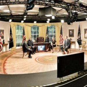 実はバイデン氏はアメリカ国の大統領にはなっていません