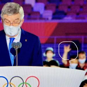 昨夜の東京五輪開会式から私が感じた「彼らのメッセージ」(1)