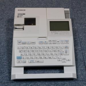 キングジム テプラプロ SR-R680購入レビュー