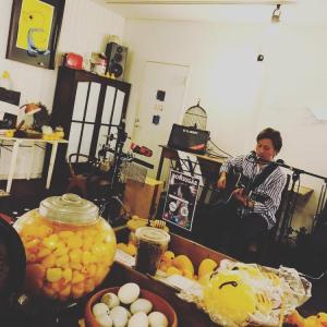 【LIVE】2019/9/13 カフェ パンプルムゥス 仙台店
