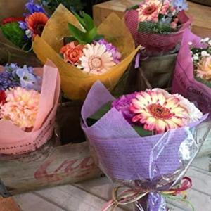 オシャレをすることは、お花をブーケにする作業に似てる♡
