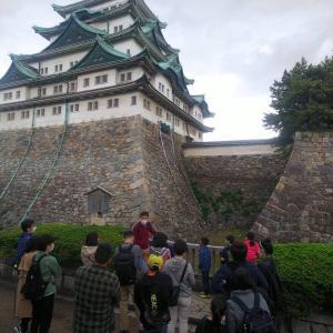 5月2日 名古屋城青空歴史教室を終えて(感想)