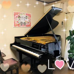 ピアノの調律とレッスン可能なお時間