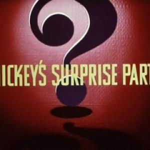 ナビスコのCMの、ミッキーの短編映画があった?(トリビア)
