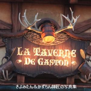 こんなところも映画と同じ! ラ・タベルヌ・ド・ガストンのデコレーション