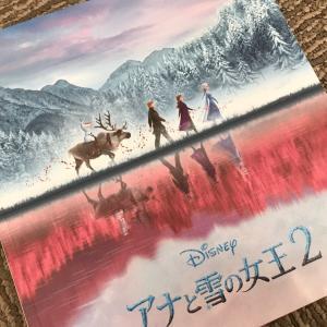 ★5歳娘とアナ雪2を見てきました!★
