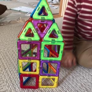 ★3歳男児への誕生日プレゼント。クリスマスにもおすすめ★