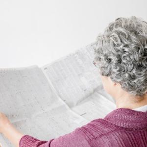 新聞をやめます