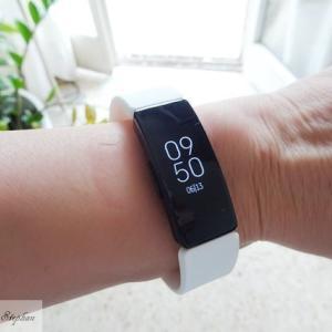 Fitbit Inspire HRを使ってみた!(すっかりはまってます 笑)
