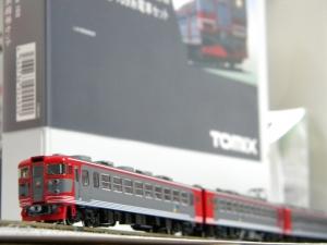 TOMIXしなの鉄道169系購入