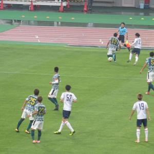 J2第16節 SC相模原 vs. FC東京U-23