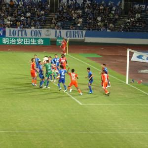 J2第25節 FC町田ゼルビア vs. アルビレックス新潟