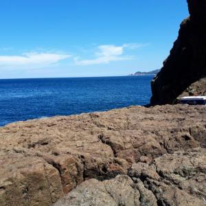 鳥取砂丘沖 海士島 「タタミ」
