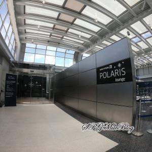 シカゴ国際空港ビジネスクラスラウンジーポラリスラウンジに潜入してみた!