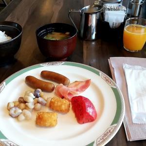 コートヤードマリオット新大阪の無料朝食は種類豊富でめちゃうまい!