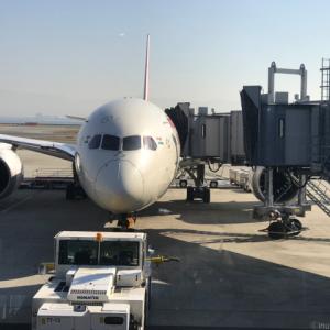 エア・インディアの旅は初めてです 関西⇒香港 エコノミークラスの旅